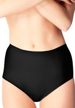 The Ultimate Everyday Shaping Panty by Body Hush™ , BLACK, hi-res