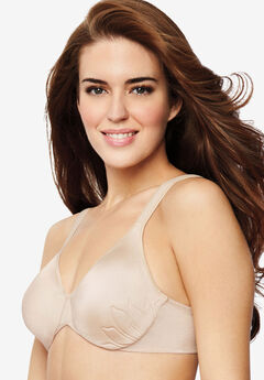 Bali® Live it Up Underwire Bra, SOFT TAUPE, hi-res