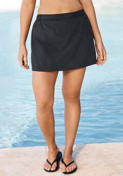 Taslon® Coverup Skirt ,