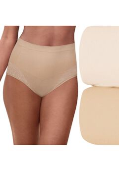 Comfort Revolution Firm Control Brief 2-Pack by Bali®,
