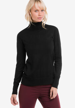 Turtleneck Sweater,