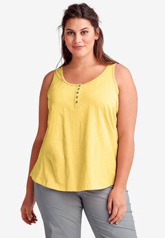 1375e9a0a637b Plus Size Women Sleeveless Tops