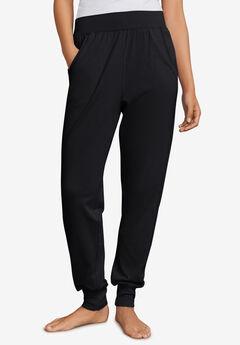 Knit Jogger Sleep Pants,