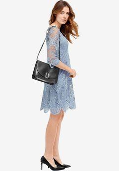 Iris Scalloped Lace Dress by ellos®,