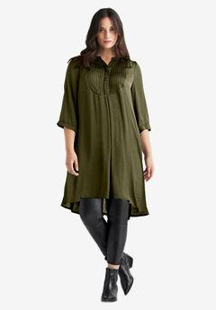 Studded Tunic Dress by ellos®,