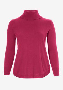 Audrey Turtleneck Sweater by ellos®,