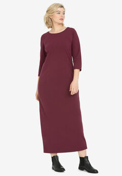 57088cb8c6f Plus Size Maxi Dresses for Women | Roaman's
