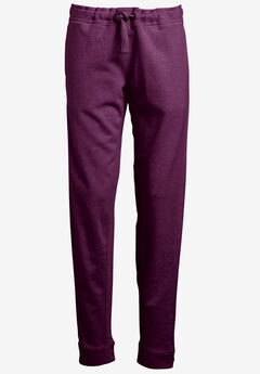 French Terry Drawstring Sweatpants by ellos®,