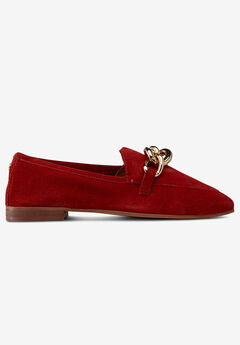Suede Loafer by ellos®,