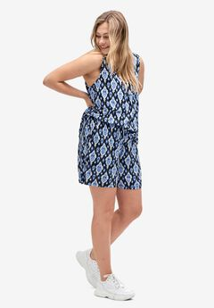 Drapey Shorts,