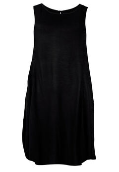 Sleeveless Shift Dress by ellos®,