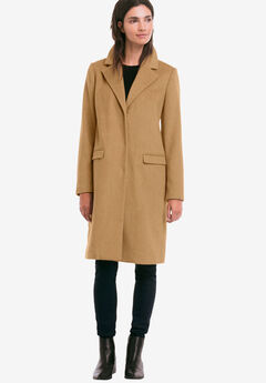 Chloe Snap Front Coat by ellos®,