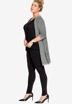 Skinny Knit Pants by ellos®, BLACK, hi-res