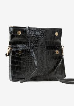 Convertible Clutch Handbag by ellos®, BLACK, hi-res