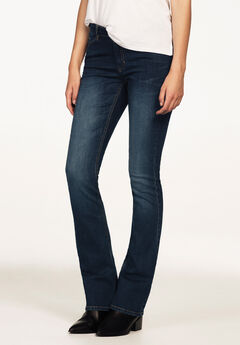Bootcut Jeans by ellos®, MEDIUM STONEWASH, hi-res
