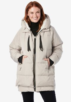 Plus Project Multi-Pocket Puffer by ellos®,