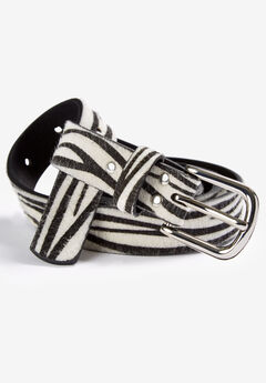 Animal Print Belt by ellos®,
