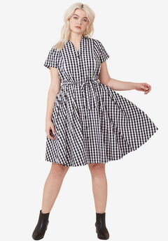 Sandy Shirtwaist Dress by ellos®,
