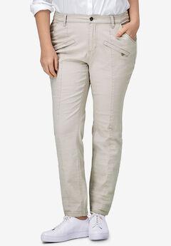 Seamed Pants,