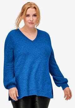 Blouson Sleeve Sweater by ellos®,