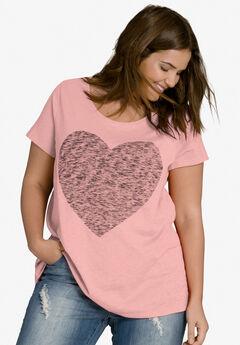 Love Ellos Tee by ellos®,