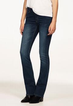 Bootcut jeans by ellos®, MEDIUM STONEWASH