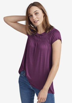 Smocked Tunic by ellos®,