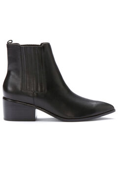 Chelsea Bootie by ellos®, BLACK, hi-res