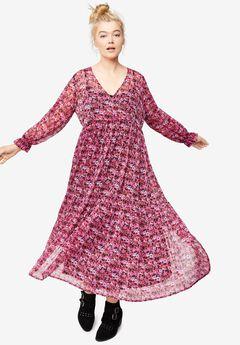 Tiered Maxi Dress,