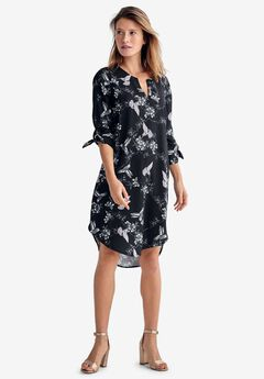 High-Low Shift Dress by ellos®,