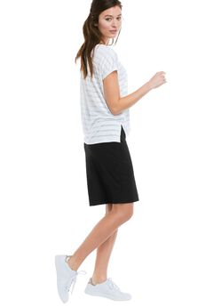 Knit Pencil Skirt by ellos®, BLACK, hi-res