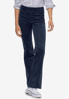 Bootcut Corduroy Pants by ellos®, RICH NAVY