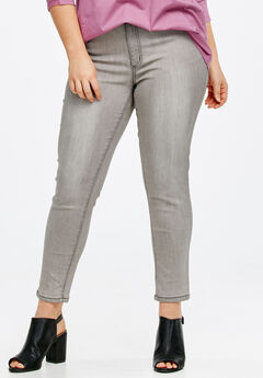 Skinny Jeans by Ellos®, GREY, hi-res
