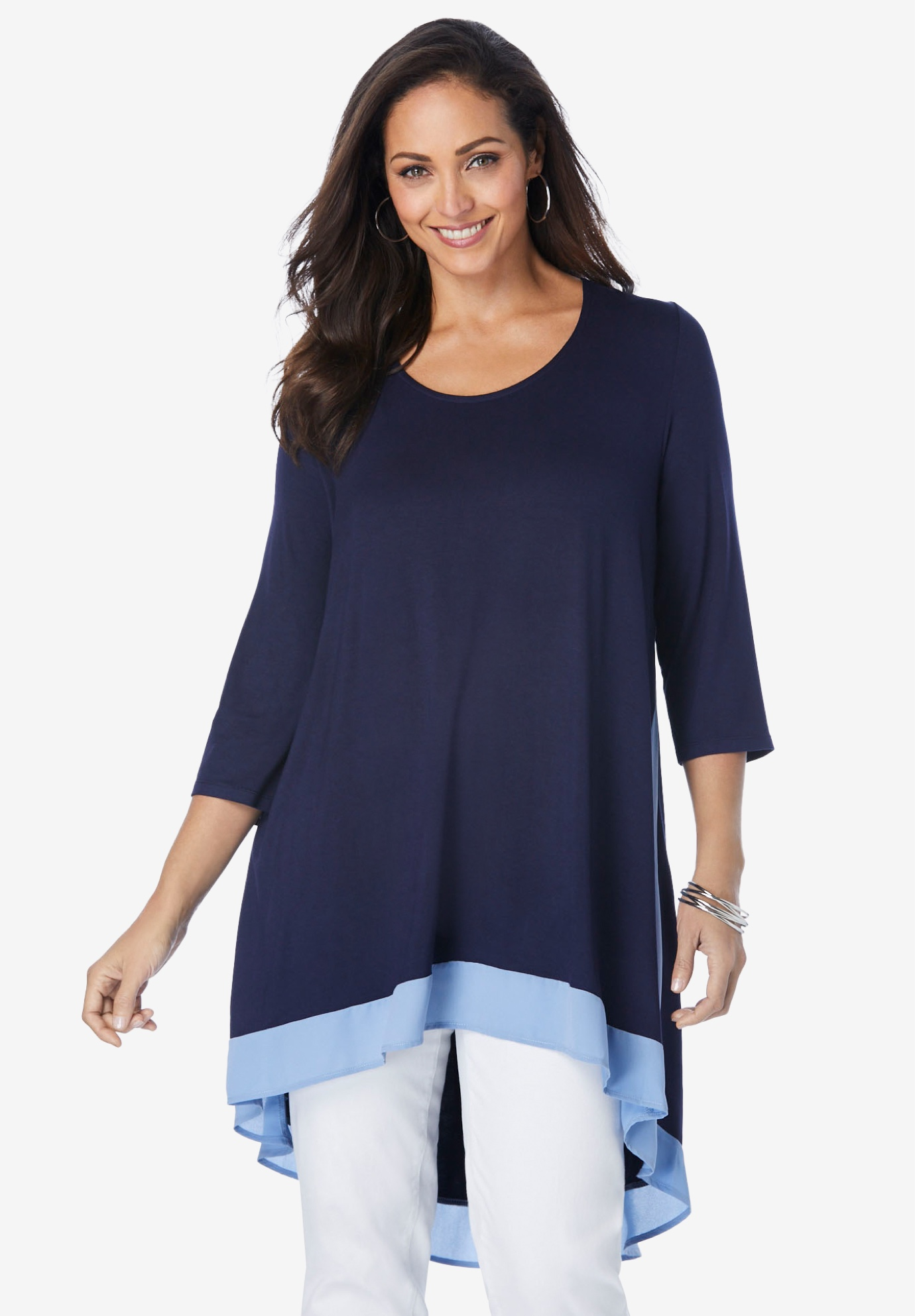 High-Low Tunic,