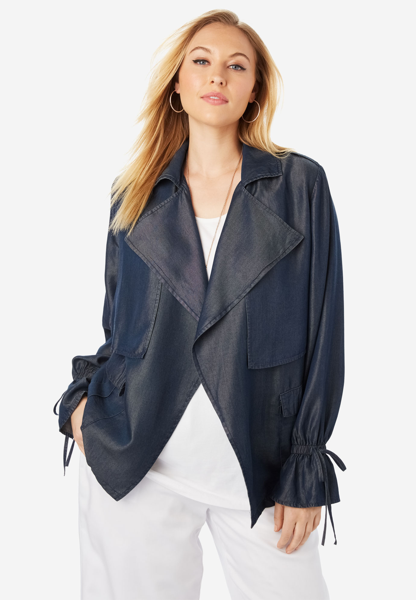 Tencel® Jacket,
