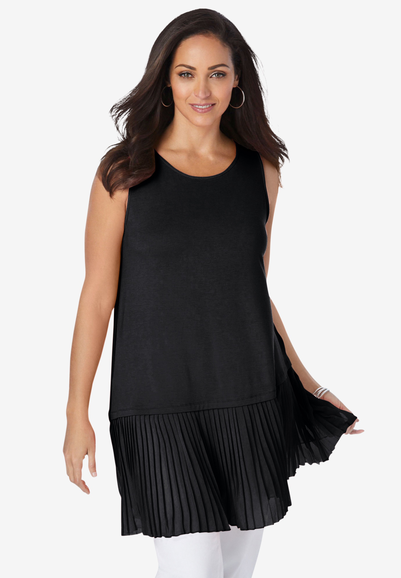 Asymmetrical Tunic,