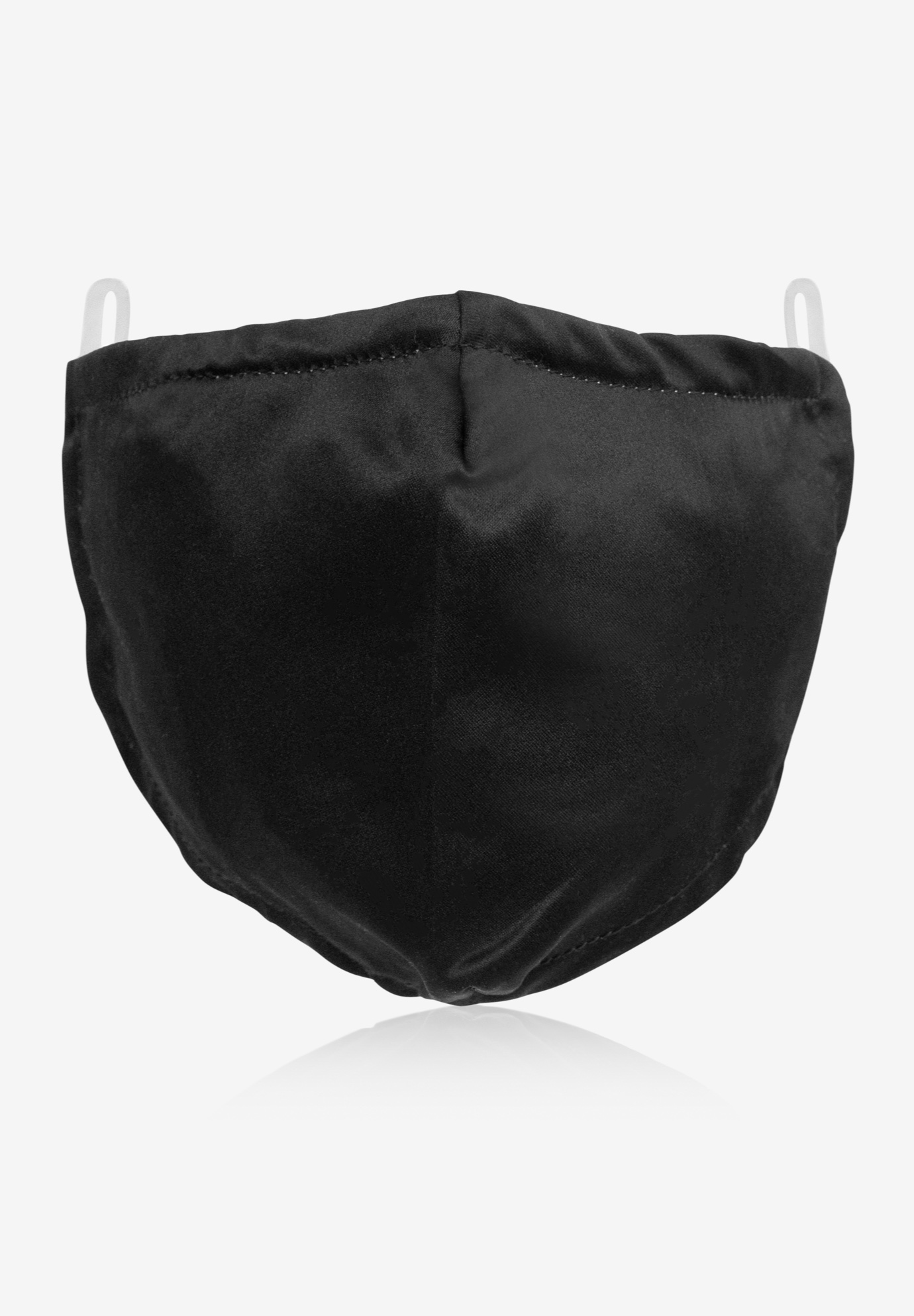 2-Layer Extra Large Reusable Cotton Face Mask - Men's,