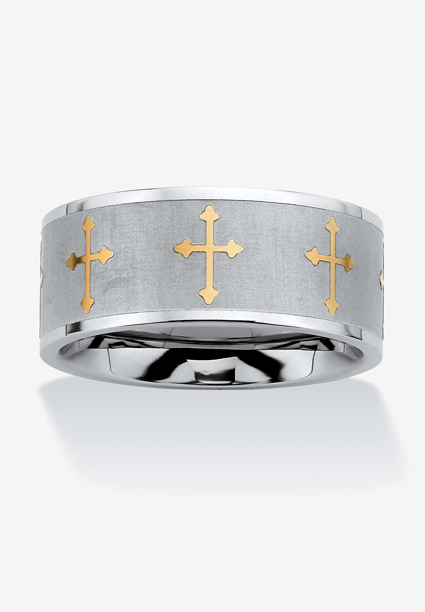 Cross Eternity Band,