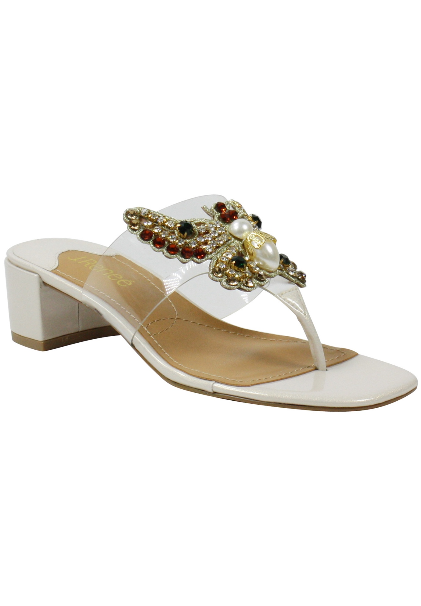 Wynyard Sandals by J. Renee,