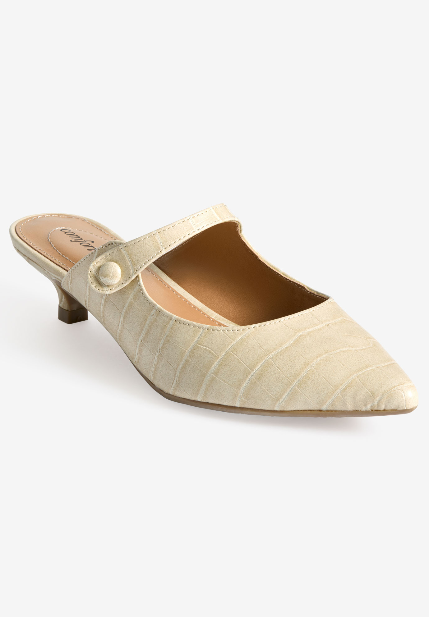 The Jemila Mule by Comfortview®,