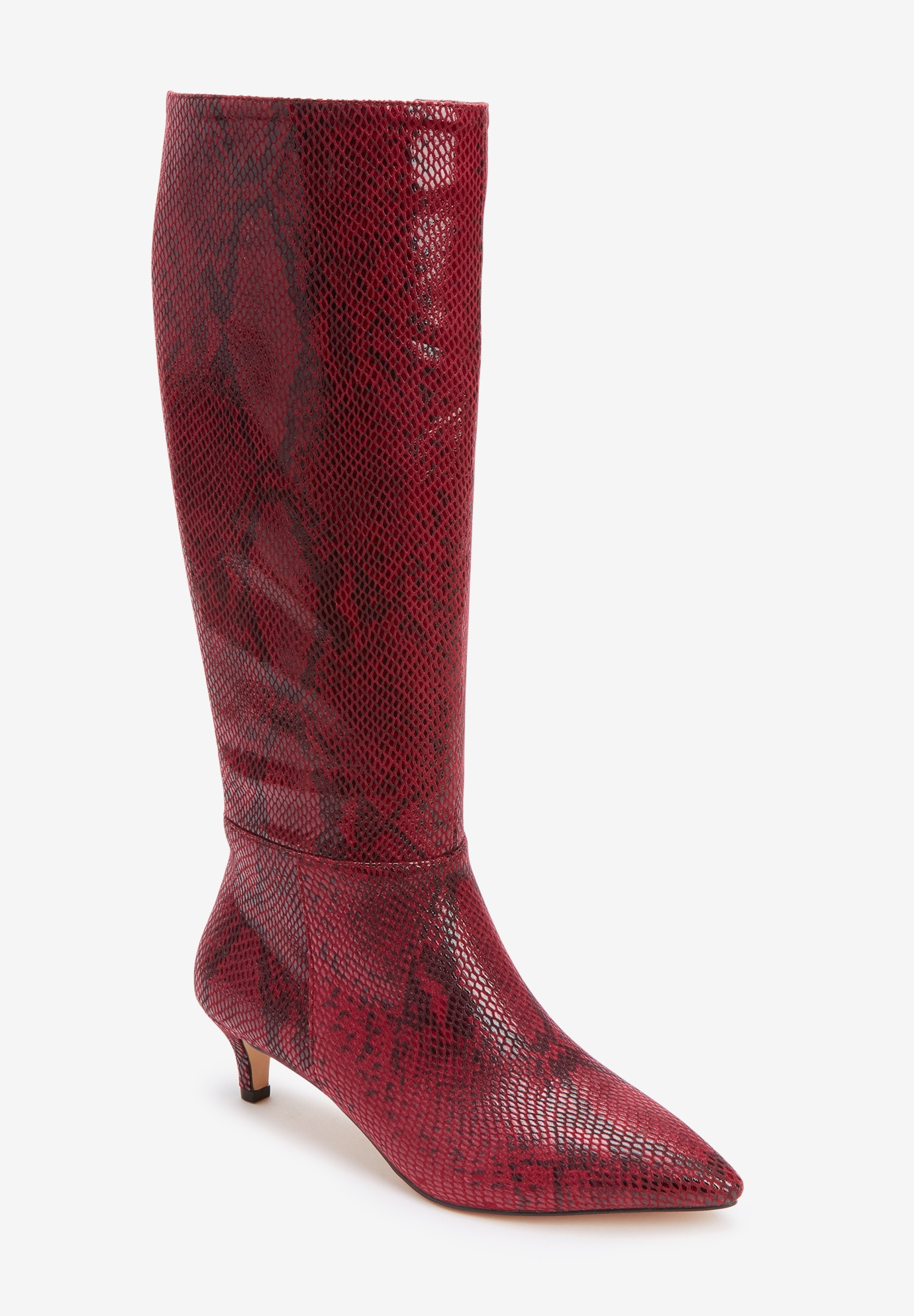 The Poloma Wide Calf Boot ,