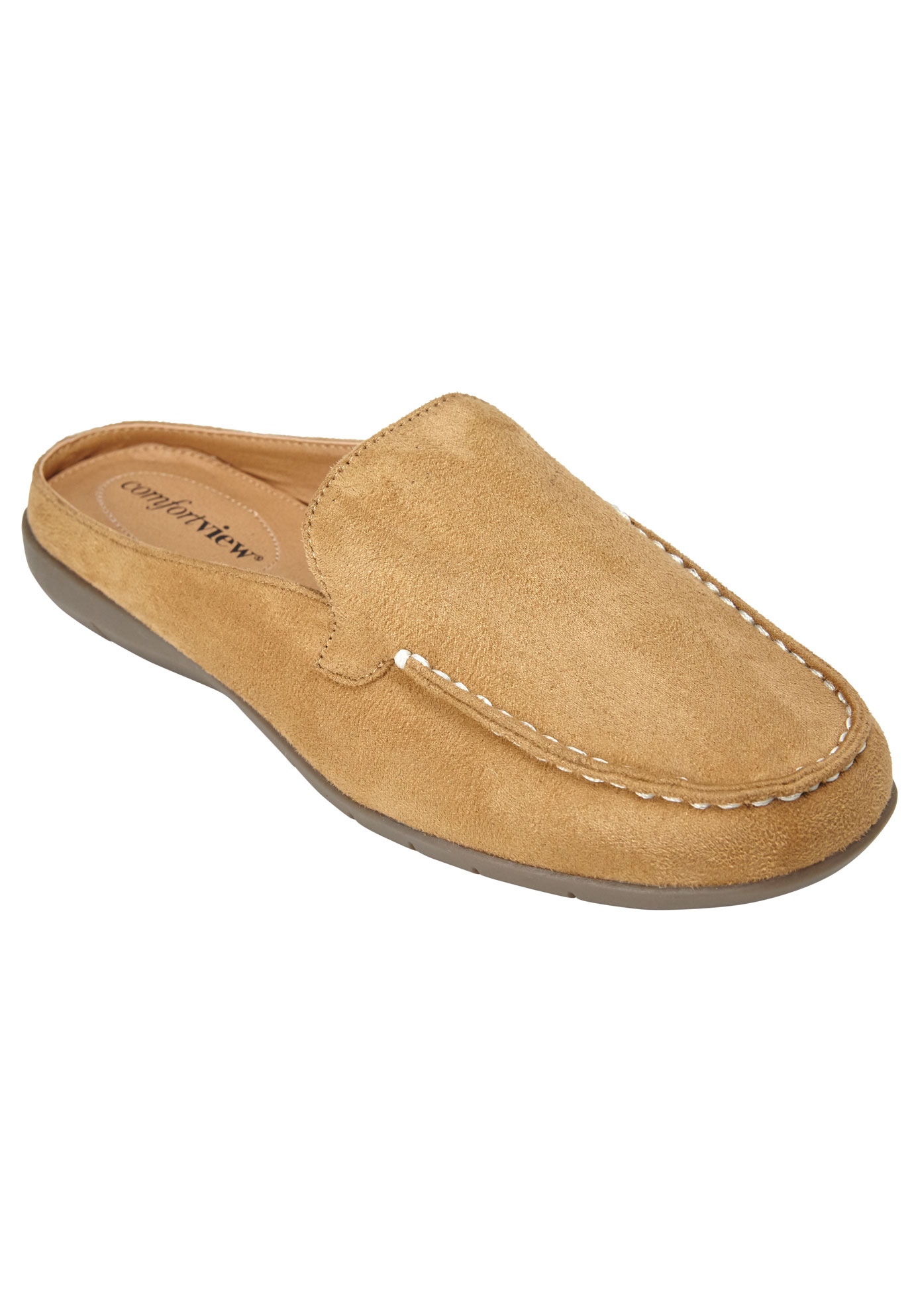 Giselle Moccasins by Comfortview®, TAN, hi-res
