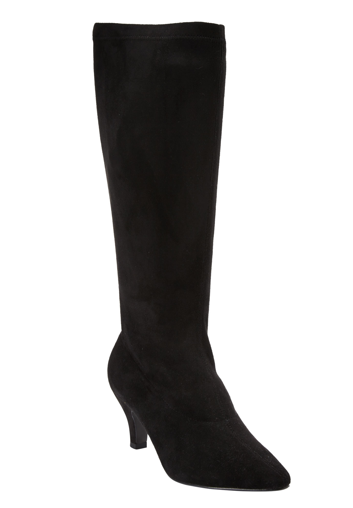 Rowen Boots by Comfortview®, BLACK, hi-res