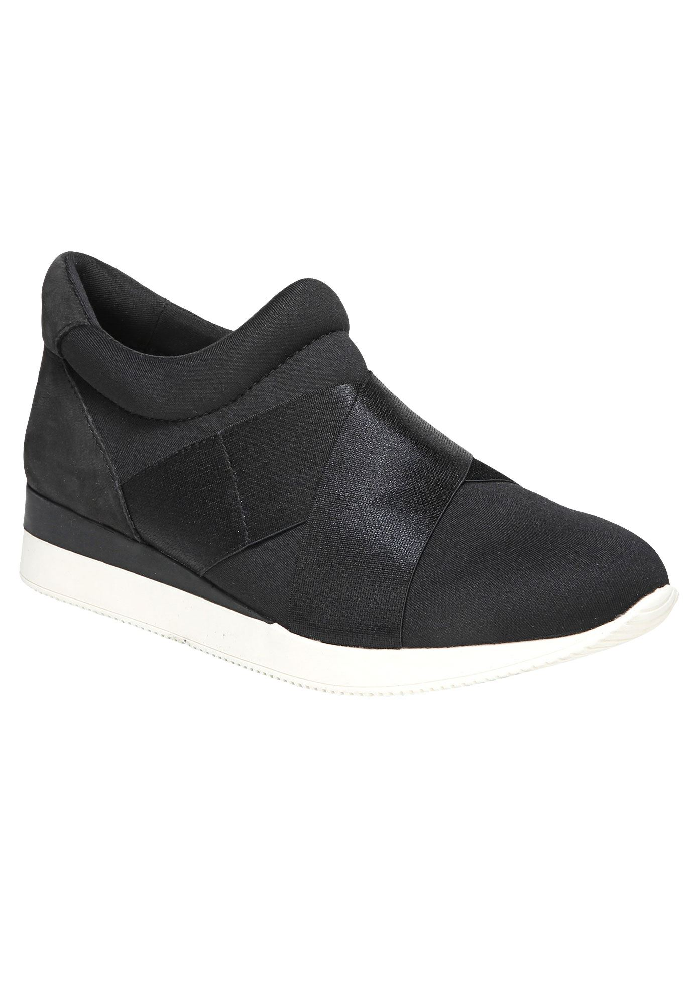 Joni Sneakers by Naturalizer®, BLACK, hi-res