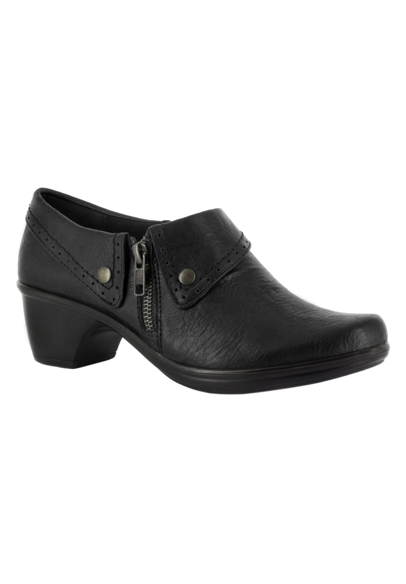 Darcy Bootie by Easy Street®, BLACK, hi-res
