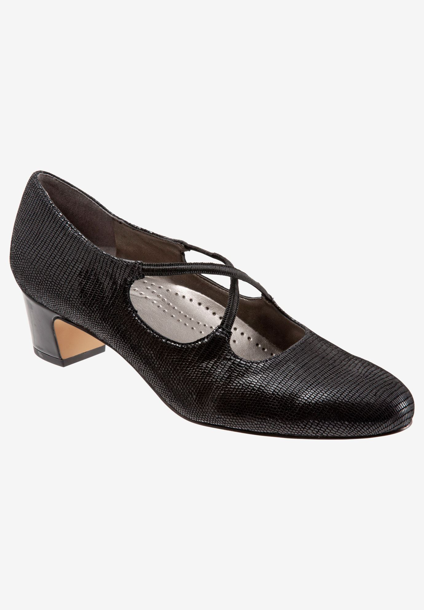 Jamie Pump by Trotters,