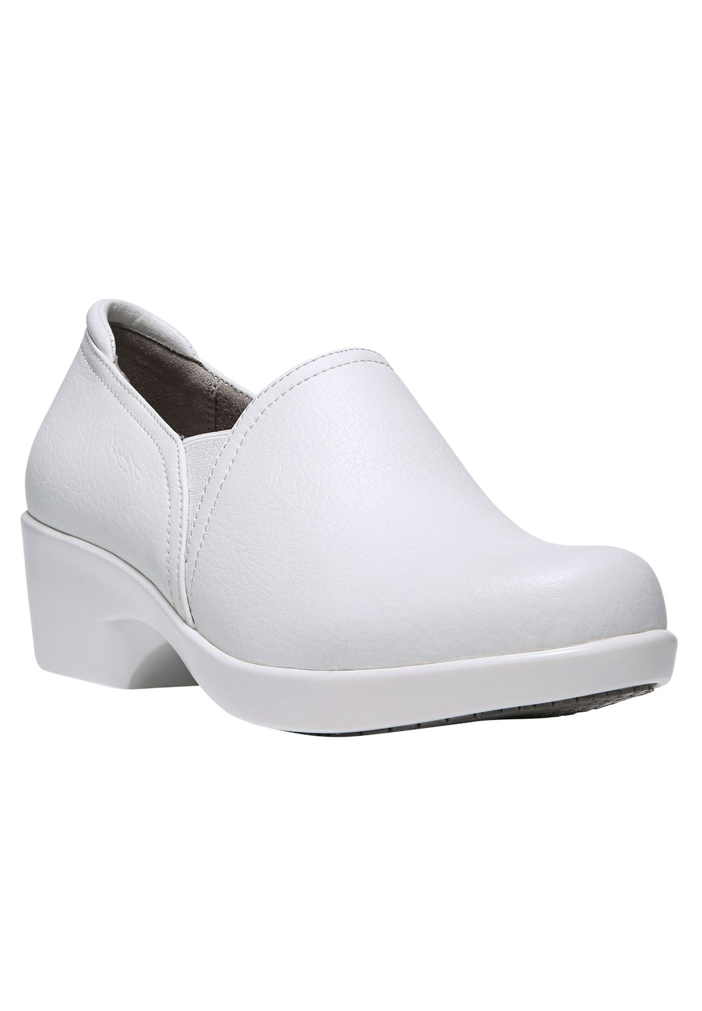 Freeda Dress Shoes by Naturalizer®, WHITE, hi-res