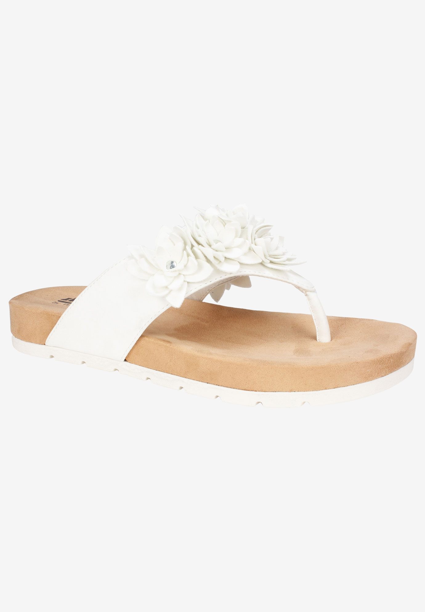 Terris Sandal by Cliffs by White Mountain,
