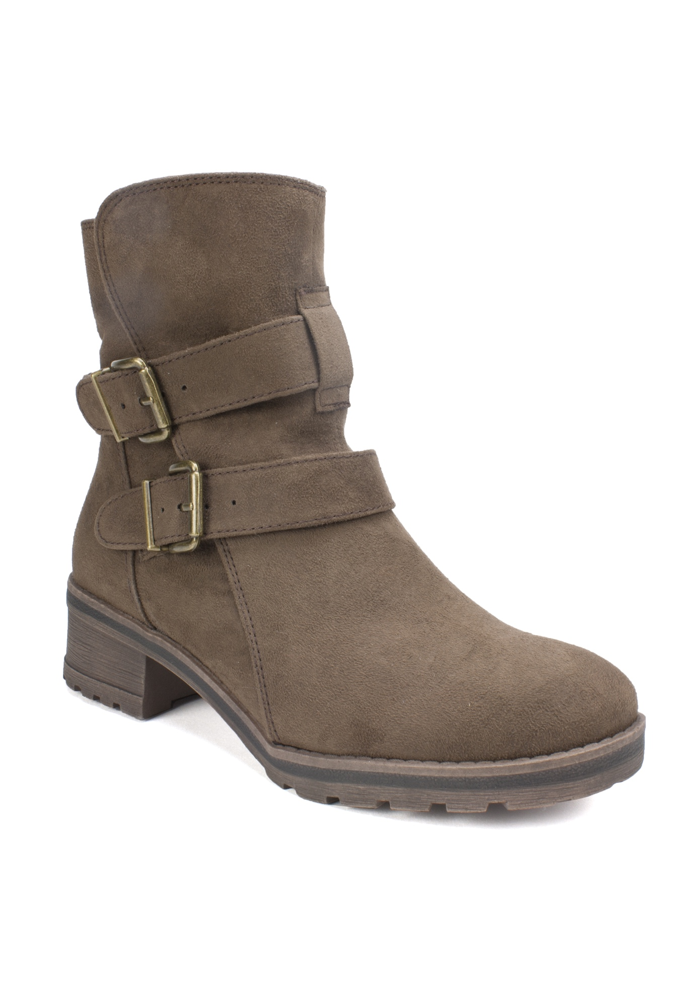 Castity Bootie by White Mountain,