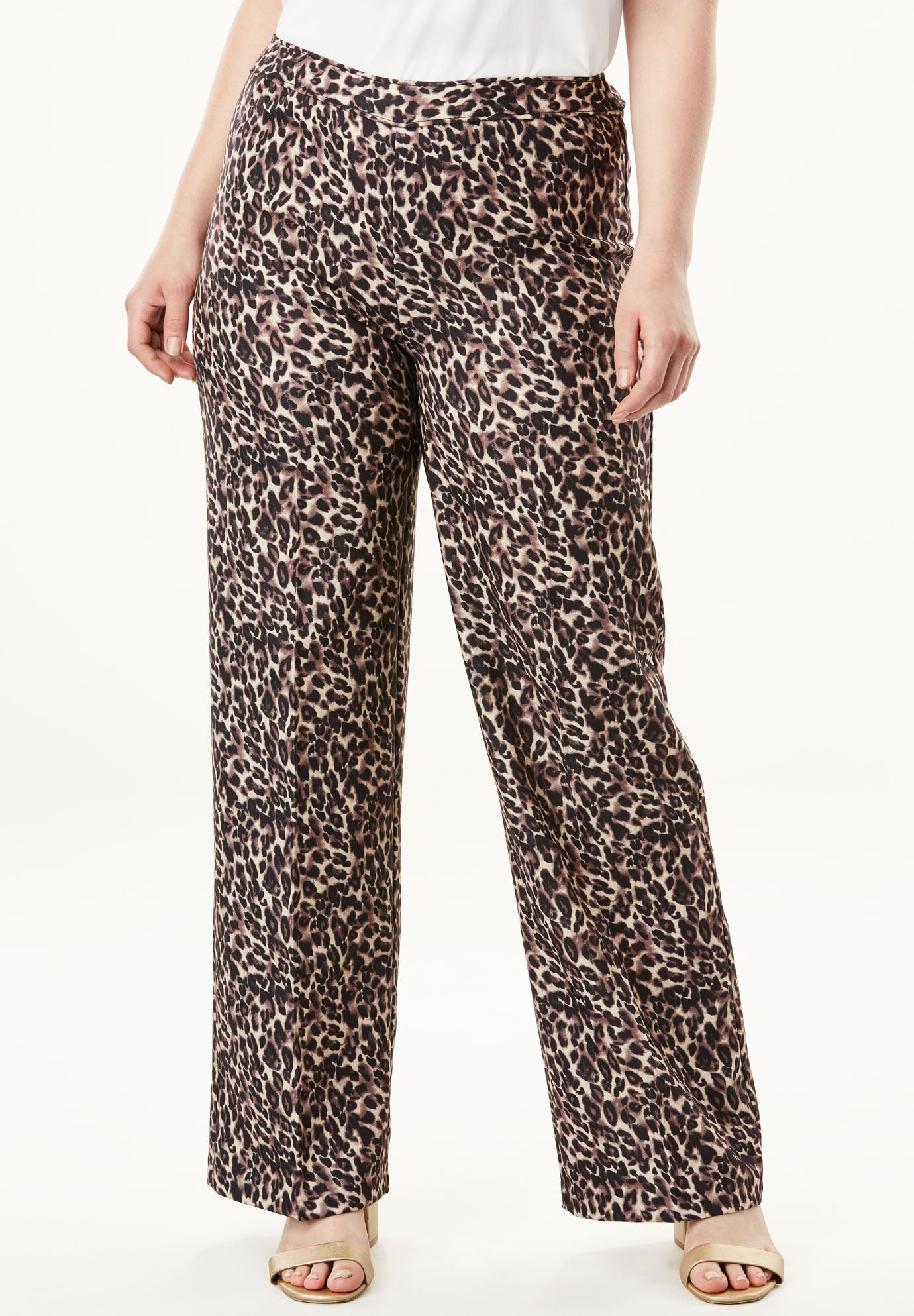 Bend Over® Wide Leg Pant,